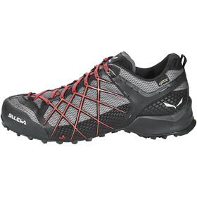 Salewa Wildfire GTX Shoes Men Black Out/Bergot
